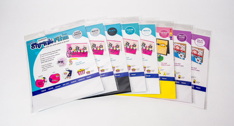 All Shrink Film Packages