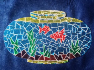 Fish Bowl Mosaic Alternative Final Image