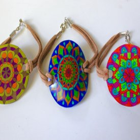 Shrink Mandala Jewelry