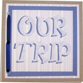 Grafix Chipboard Travel Journal