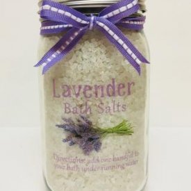 How to Make Custom Bath Salt Labels With Computer Grafix