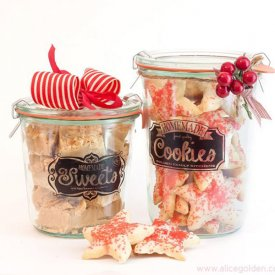 Holiday Treat Jars