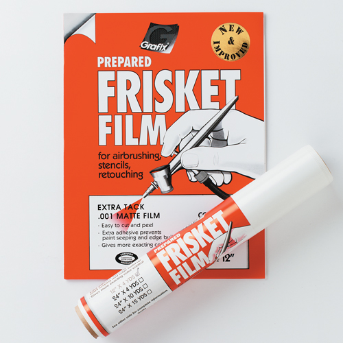All Purpose Frisket Film Extra Tack