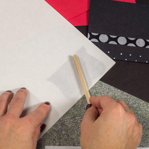 Artist-tac Rub Process