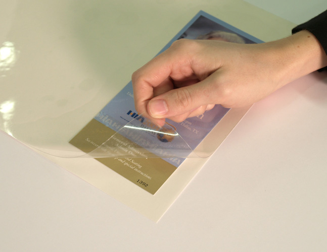 Convenience Packs Heavy Laminating Film
