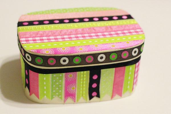 Grafix Artist-tac Ribbon Box