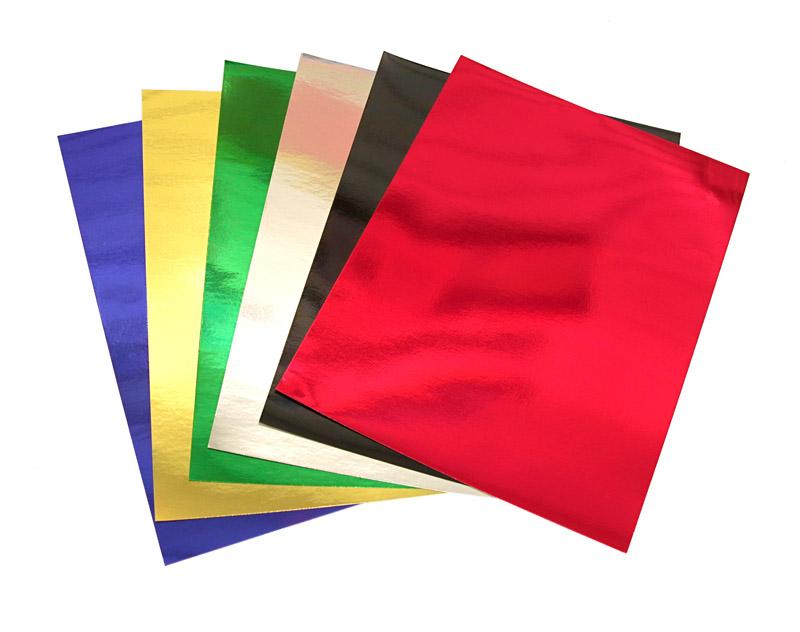 Metallic Foil Board Sheets