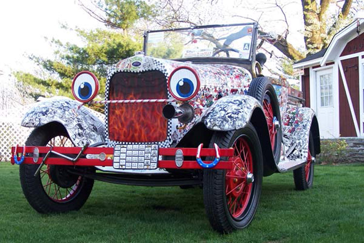 Auto Art Exhibit_ Nov 27, 2013