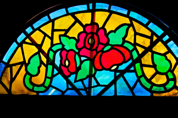 Clear-Lay Faux Stained Glass Picture 2