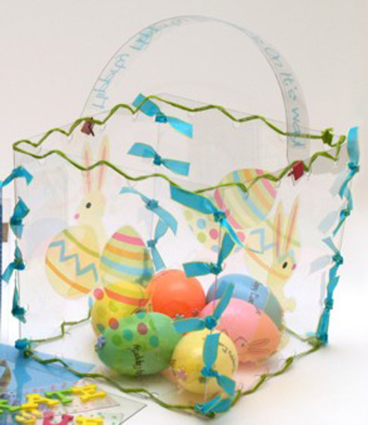 Super Easy Easter Basket