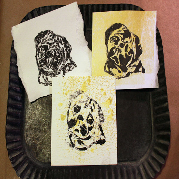 Printmaking Series Part 1 Picture 4