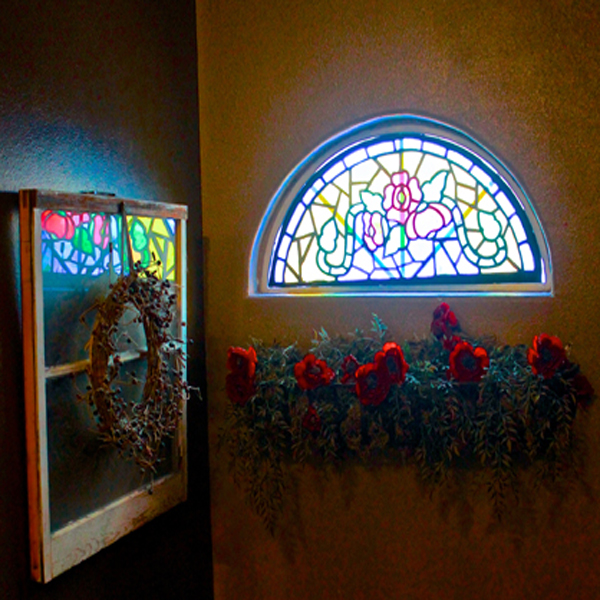 Clear-Lay Faux Stained Glass Picture 3