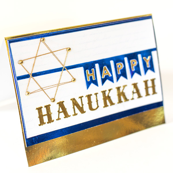Hanukkah Card 2
