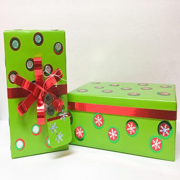 Bling Gift Wrap