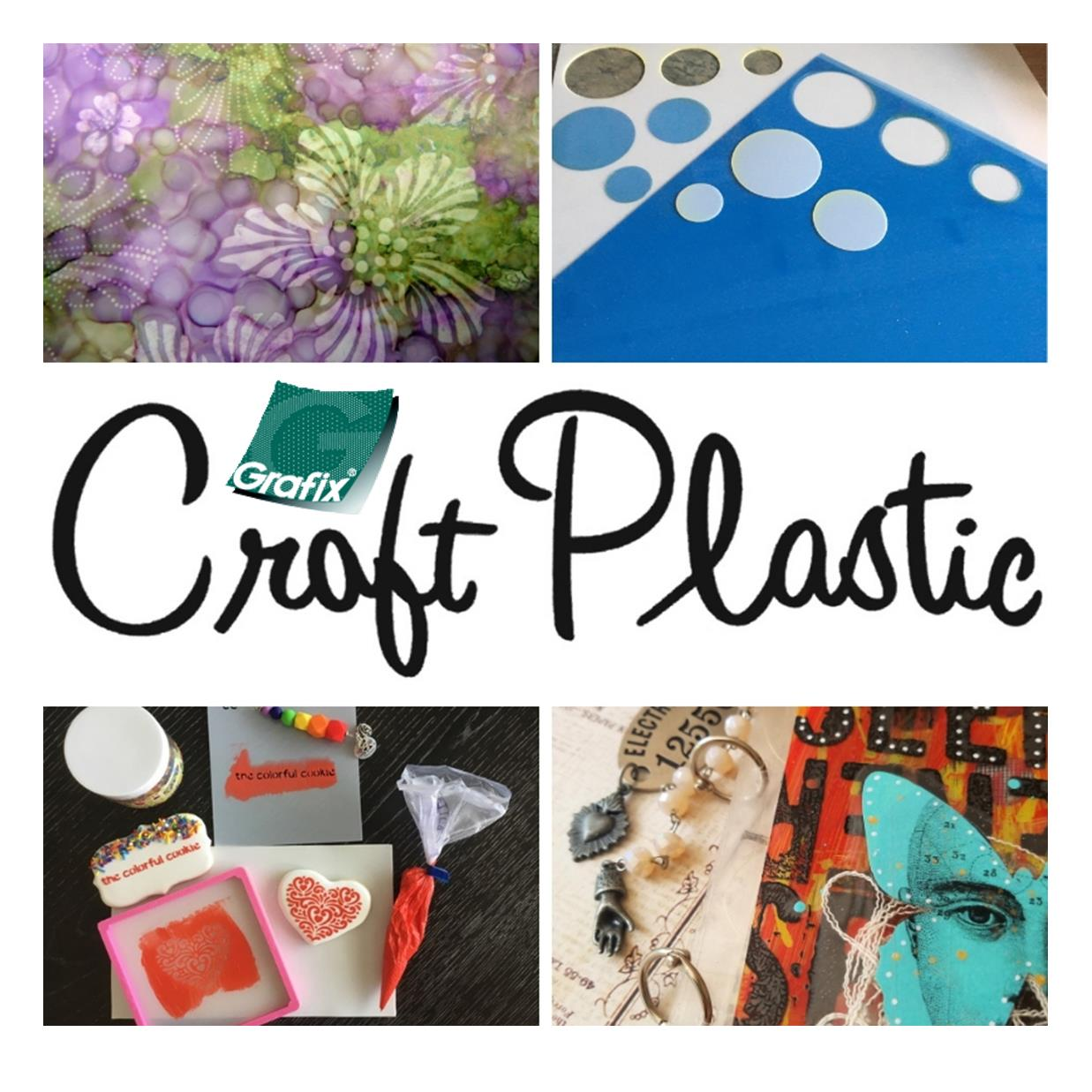Plastic Film Art & Craft Supplies