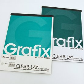 Clear-Lay Film