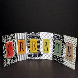 Grafix Chipboard Inspirational Décor