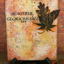 Grafix Glorious Fall Mixed Media