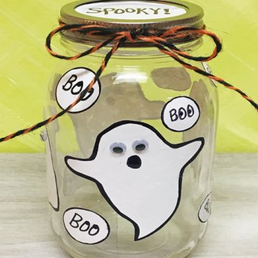 Cling Boo Jars
